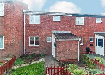 Thumbnail 3 bedroom terraced house for sale in Loxley Close, Church Hill North, Redditch