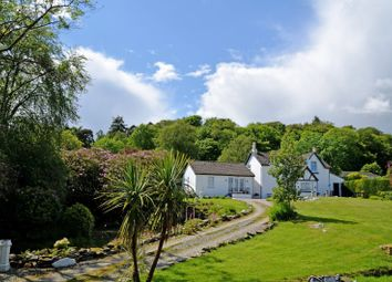 Thumbnail 4 bed detached house for sale in Eccles Road, Hunters Quay, Dunoon