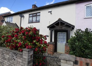 Thumbnail 2 bed cottage for sale in Delamere Street, Winsford, Cheshire
