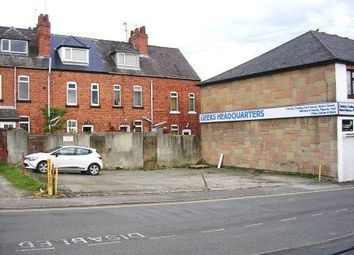 Thumbnail Land to let in Adjacent 25 Soresby Street, Chesterfield