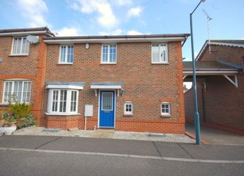 Thumbnail 2 bedroom end terrace house for sale in Silvester Way, Chancellor Park, Chelmsford