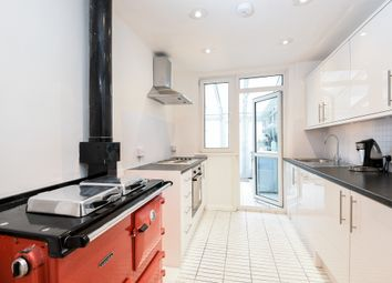 Thumbnail 4 bedroom terraced house for sale in Caledonian Road, Holloway N7, London