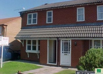 3 bed semi-detached house to rent in Bell Close, Broughton Astley, Leicester LE9