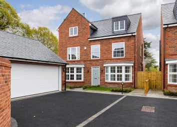 Thumbnail 6 bed detached house for sale in Greenridge Court, School Lane, Sandiway, Northwich
