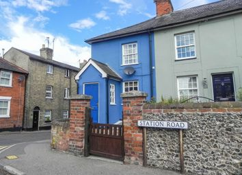 Thumbnail 1 bed cottage to rent in Station Road, Saffron Walden