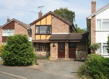 Thumbnail 3 bed detached house for sale in Warwick Road, Stourbridge