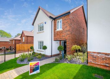 Thumbnail 4 bed detached house for sale in Portlands, Creswell, Worksop