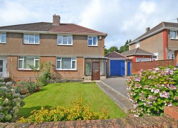 Thumbnail 3 bed semi-detached house for sale in Attractive Semi-Detached House, Western Avenue, Newport