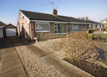 Thumbnail 2 bed semi-detached bungalow for sale in Granny Hall Grove, Brighouse