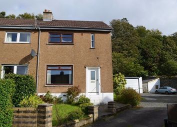 Thumbnail 2 bed semi-detached house for sale in Grahams Point, Kilmun, Argyll And Bute