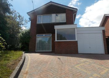 Thumbnail 3 bedroom detached house for sale in Ledwych Road, Droitwich