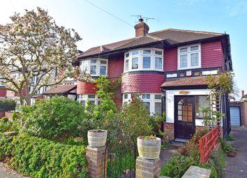 Garth Rd, Kingston Upon Thames KT2. 3 bed semi-detached house for sale