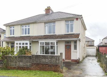 Thumbnail 3 bed semi-detached house for sale in Highbury Road, Horfield, Bristol