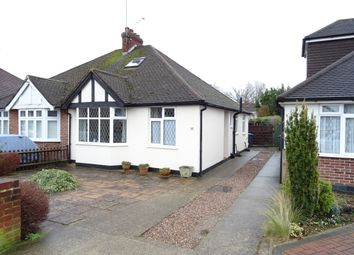 Thumbnail 3 bed semi-detached bungalow for sale in Selbourne Avenue, New Haw