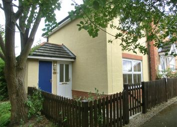 Thumbnail 1 bed end terrace house to rent in Donaldson Way, Woodley, Reading, Berkshire