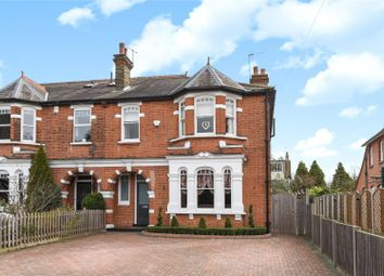 Thumbnail 3 bed semi-detached house for sale in High Road, Buckhurst Hill, Essex
