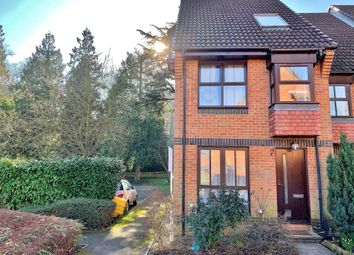 Thumbnail 1 bedroom maisonette to rent in Badgers Close, Woking