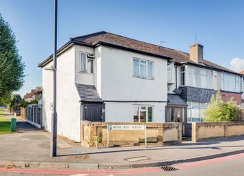 Thumbnail 2 bed flat for sale in Hook Rise North, Tolworth, Surbiton