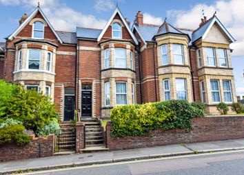 6 bed terraced house for sale in Mount Pleasant Road, Exeter EX4