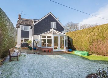 Thumbnail 4 bed detached house for sale in Mickfield, Stowmarket, Suffolk