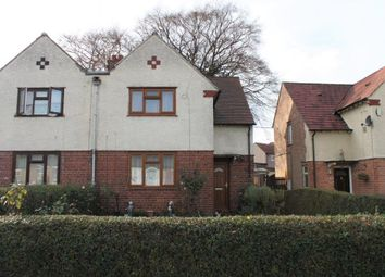 Thumbnail 3 bed semi-detached house for sale in Newdigate Street, Derby