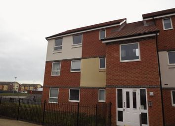 Thumbnail 2 bedroom flat for sale in Hindmarsh Drive, Ashington