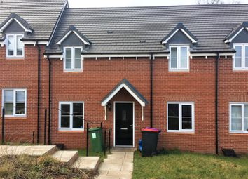 Thumbnail 2 bedroom terraced house to rent in Ferridays Fields, Woodside, Telford