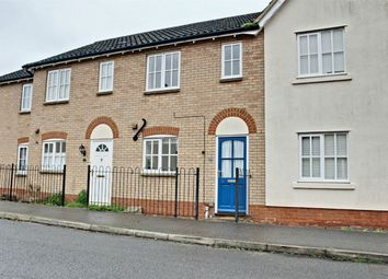Thumbnail 2 bed terraced house for sale in Chaffinch Walk, Great Cambourne, Cambourne, Cambridge