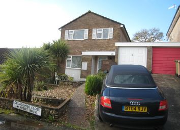 Thumbnail 3 bedroom link-detached house to rent in Delacombe Close, Plympton, Plymouth