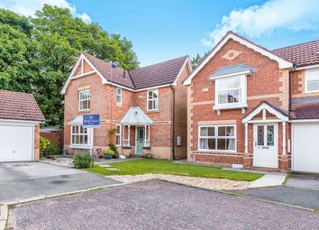 Thumbnail 3 bed detached house for sale in Rowangate, Fulwood, Preston