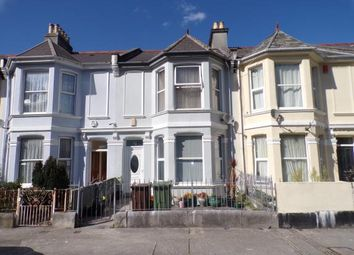 3 bed terraced house for sale in Stoke, Plymouth, Devon PL2