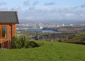 Thumbnail 3 bed lodge for sale in Lodge 15, Whitsand Bay Fort, Torpoint