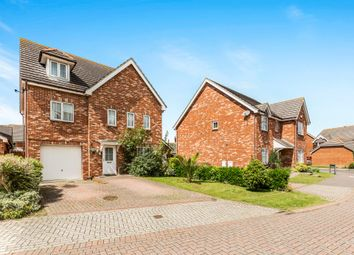 Thumbnail 6 bed detached house for sale in Orion Avenue, Priddys Hard, Gosport