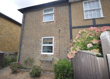 Thumbnail 2 bed semi-detached house to rent in Staines Road East, Sunbury-On-Thames, Sunbury-On-Thames, Surrey