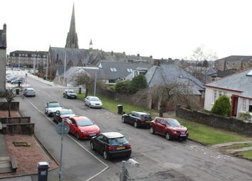 Thumbnail 2 bed flat for sale in Colquhoun Street, Helensburgh