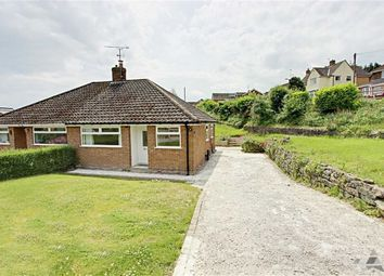 Thumbnail 2 bed semi-detached bungalow to rent in Loads Road, Holymoorside, Chesterfield, Derbyshire