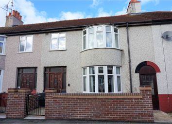 Thumbnail 3 bed terraced house for sale in Millbank Road, Rhyl