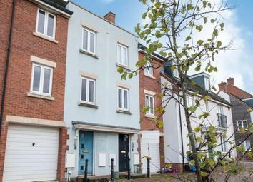 Thumbnail 4 bed terraced house for sale in Topcliffe Street Kingsway, Quedgeley, Gloucester, Gloucestershire