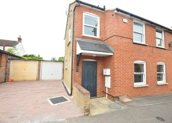 Thumbnail 2 bed end terrace house to rent in Kingsnorth Road, Faversham
