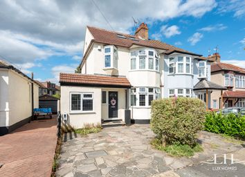Thumbnail 4 bed semi-detached house for sale in Hazel Rise, Hornchurch