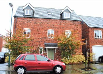 Thumbnail 4 bed detached house to rent in Landfall Drive, Hebburn