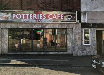 Thumbnail Restaurant/cafe for sale in Hillchurch Street, Hanley, Stoke-On-Trent