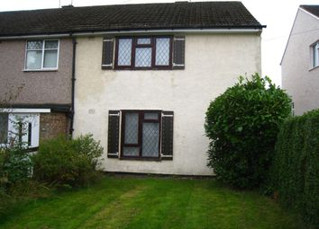 Thumbnail 3 bedroom terraced house for sale in Frisby Road, Coventry