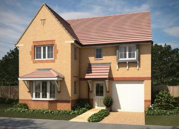 """Thumbnail 4 bed detached house for sale in """"Halstead"""" at Squinter Pip Way, Bowbrook, Shrewsbury"""