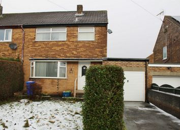 Thumbnail 3 bed semi-detached house for sale in Blackstock Road, Sheffield, South Yorkshire