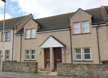 Thumbnail 2 bed flat for sale in Fountain Court, Burghead, Elgin