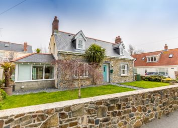 Thumbnail 4 bed cottage for sale in Le Petit Axce, Vale, Guernsey