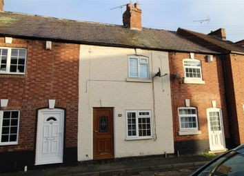 Thumbnail 2 bedroom terraced house for sale in Church Walk, Worksop
