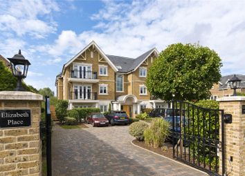 Thumbnail 2 bed flat to rent in Elizabeth Place, 53 More Lane, Esher, Surrey