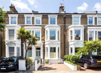 Thumbnail 5 bed terraced house for sale in Weltje Road, London